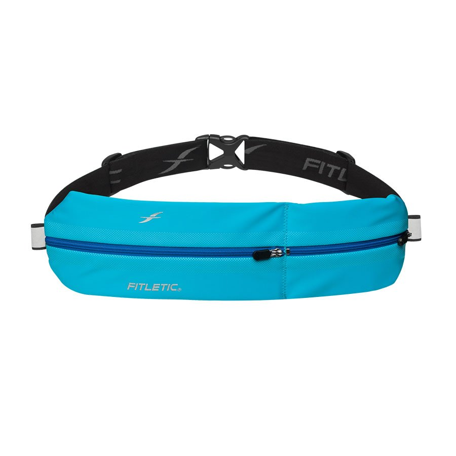 bolt fit running pouch turquoise