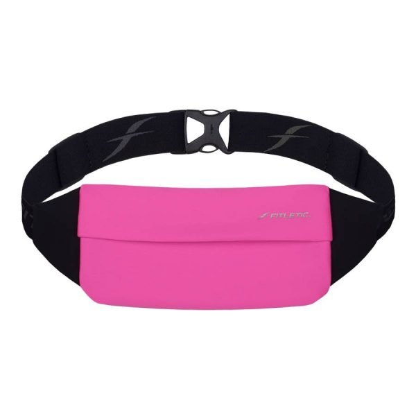 Zipless Running and Travel Belt
