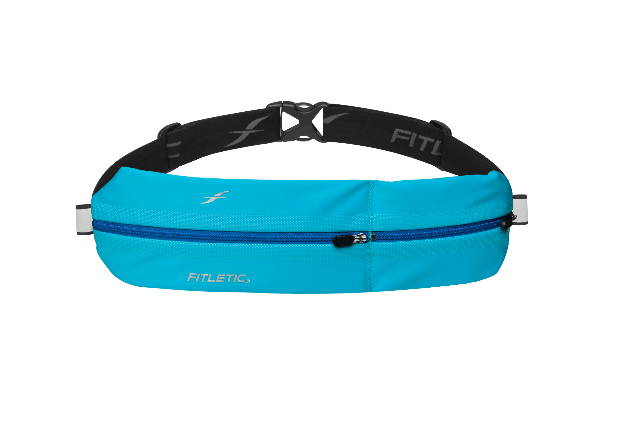 bold fit running pouch turquoise