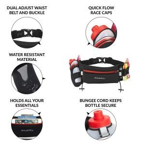 Fully Loaded Water and Gel Belt