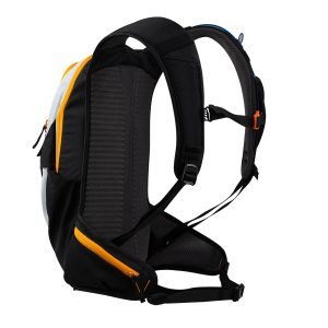 hydrun vest trail and hydration pack orange