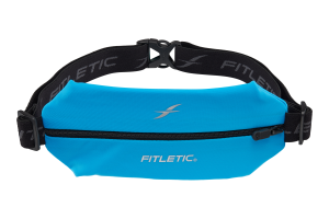 mini sport belt runners pouch turquoise