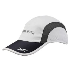 fitletic hat white and black