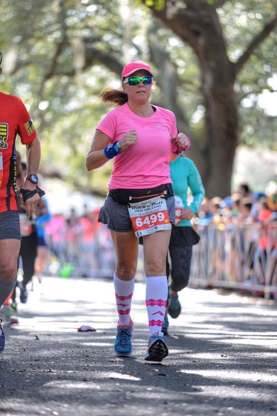 Rock and Roll Marathon New Orleans