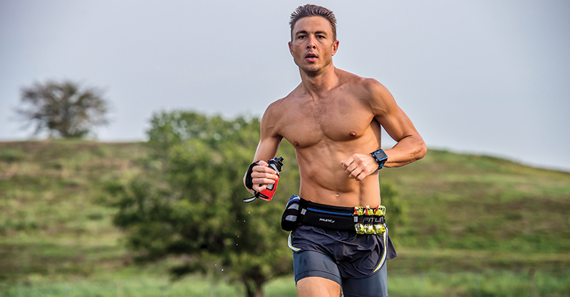 Why is A Runner's Water Belt Considered Essential for Marathons?