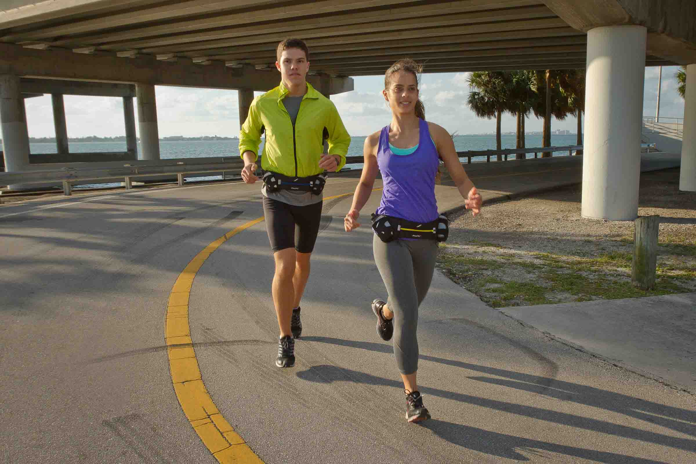 why should I buy a water belt for running races