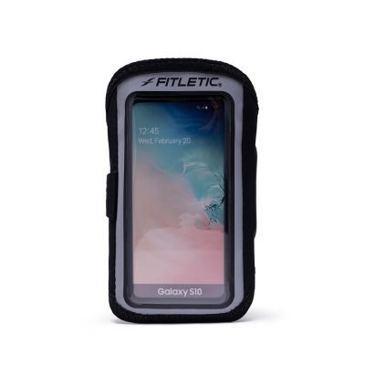 running armband for phone forte plus black