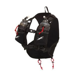 hydrun hydration vest with water bottles